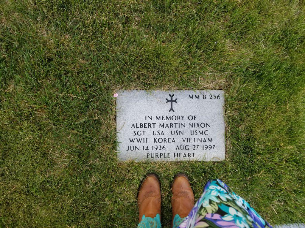 Nixon Memory Marker