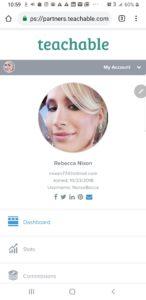 Nurse Becca Teachable Profile